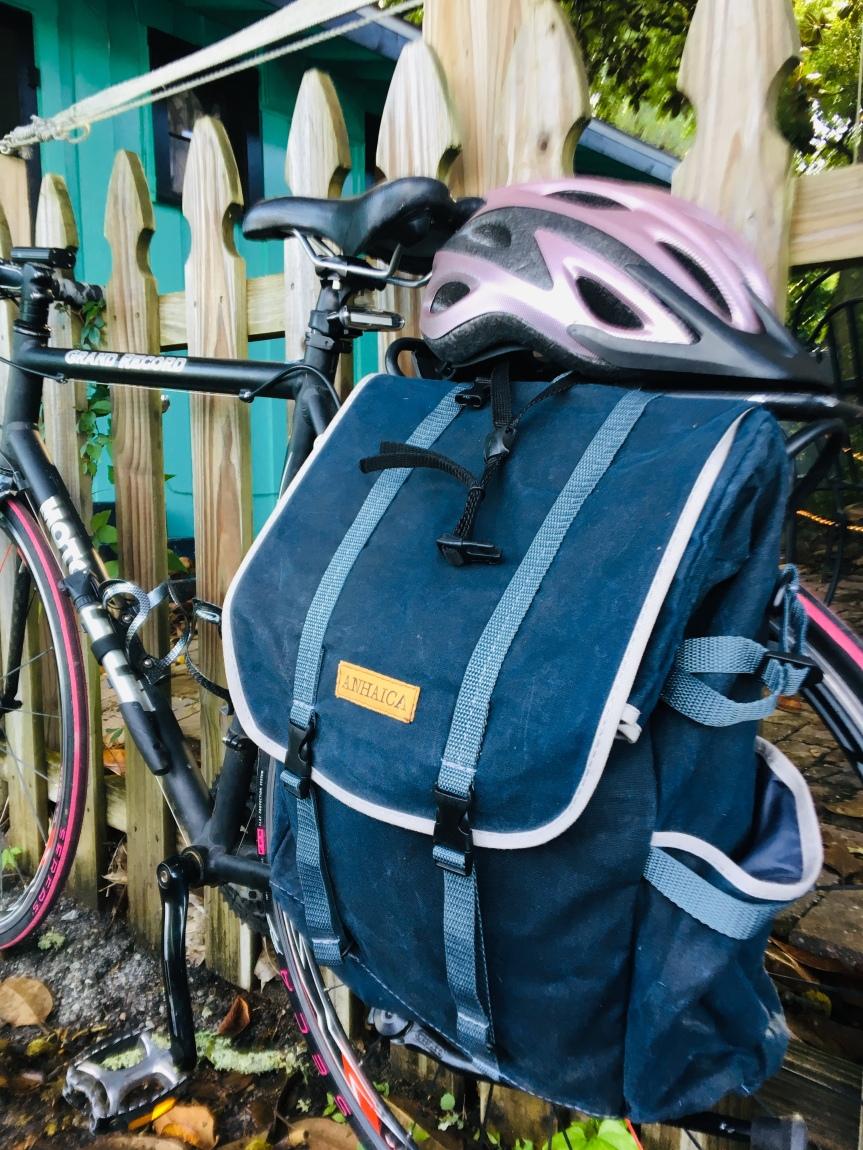 What's In My (Bike)Bag